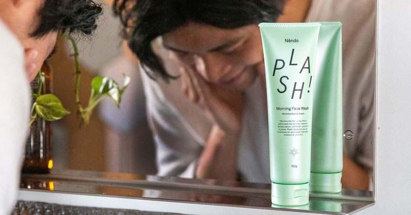 粘土で10年後をよりよくしたい。洗顔「PLASH!」稀少な国産粘土にこだわったものづくり
