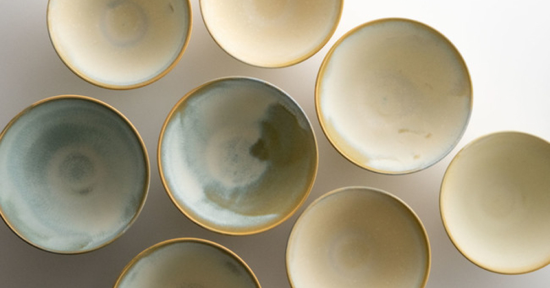 2つと生まれない、一つひとつに個性があるお茶碗「IDentity 茶碗」CRAFT STOREにて9月30日発売